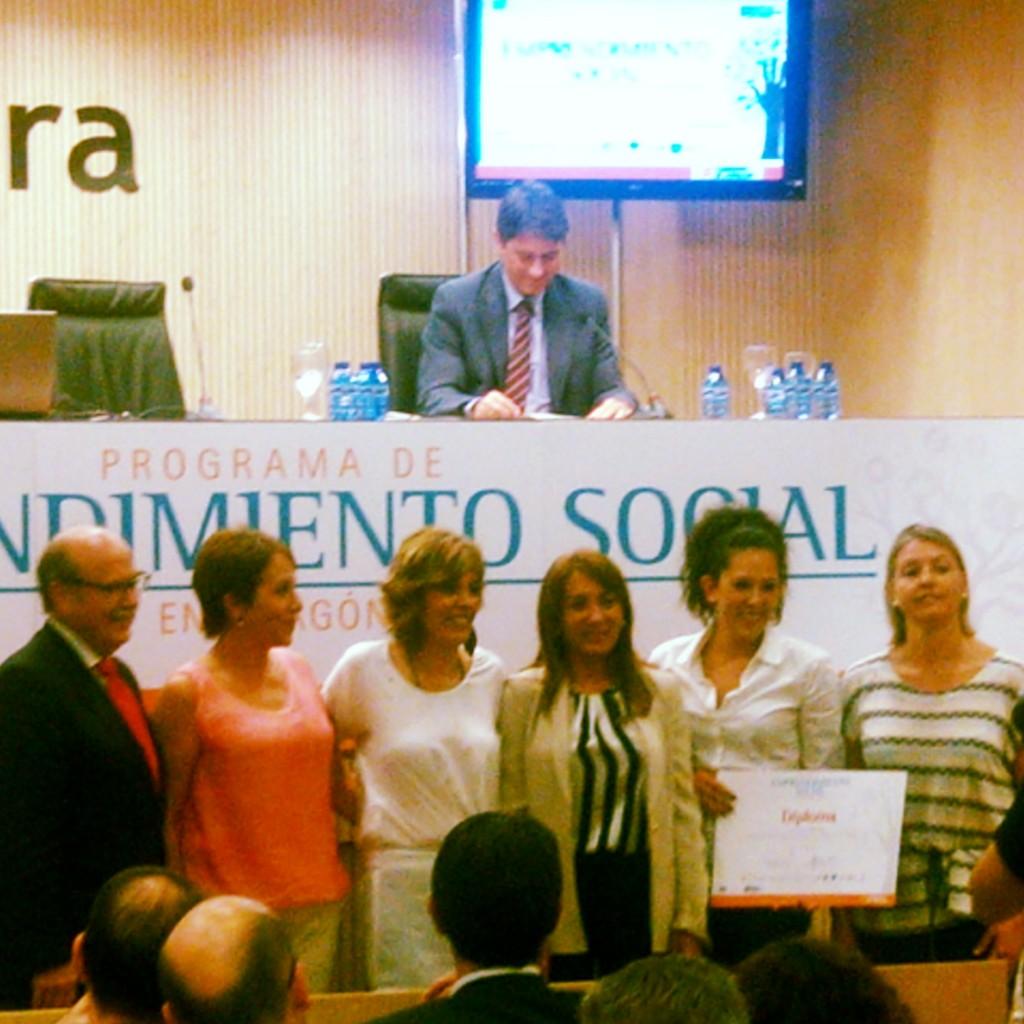 ELEGIDAS FINALISTAS EN EL PROGRAMA DE EMPRENDIMIENTO SOCIAL DE ARAGON